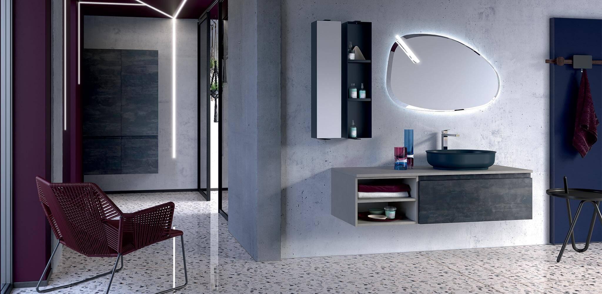 Arredo bagno moderno di design adatto a te s l for Arredo bagno trieste