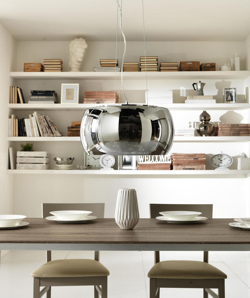 Illuminazione per interni casa di design s l for Arredamenti trieste